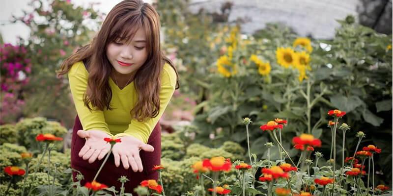 Châu Thùy Trang - Giảng viên dạy song ngữ Hàn - Việt