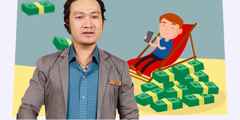 David Thanh là một trainer, chuyên gia đào tạo khởi nghiệp và Digital Marketing
