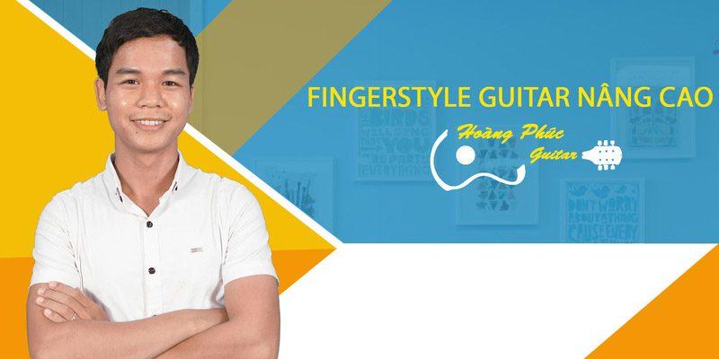 Finger style guitar nâng cao