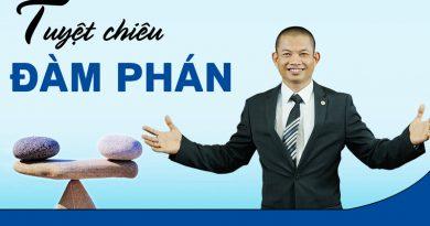 Tuyệt chiêu đàm phán với diễn giả Phạm Thành Long