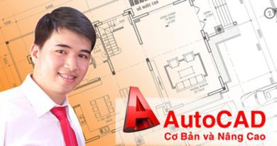 Autocad từ cơ bản và nâng cao