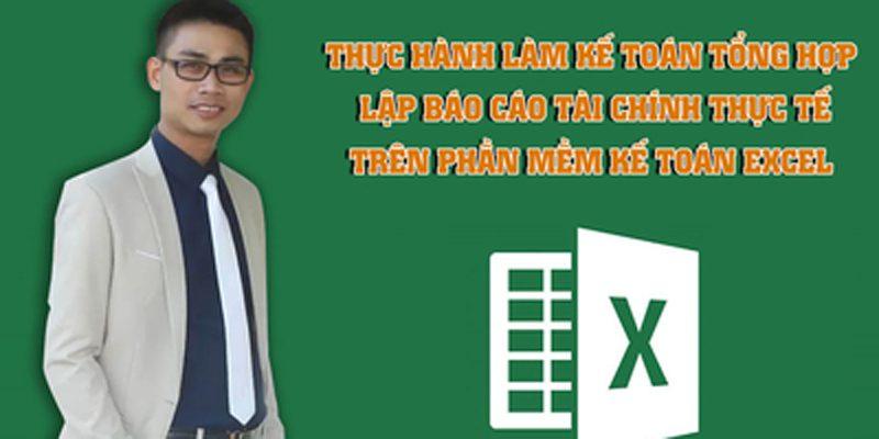 Thành thạo kế toán tổng hợp trên Excel