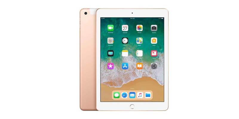 Máy tính bảng iPad 9,7 inch (2018)