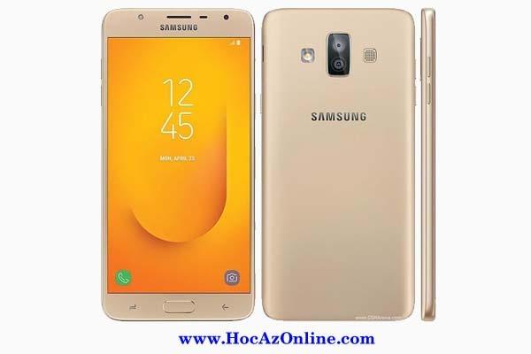 Samsung Galaxy J7 Duo phân phối trên Lazada