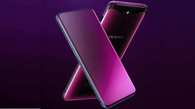 Điện thoại Oppo Find X khai phá vẻ đẹp công nghệ