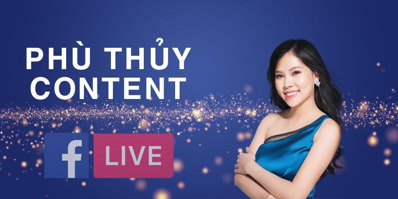 Khóa học Phù thủy content - Giảng viên Nguyễn Thị Thanh Hương