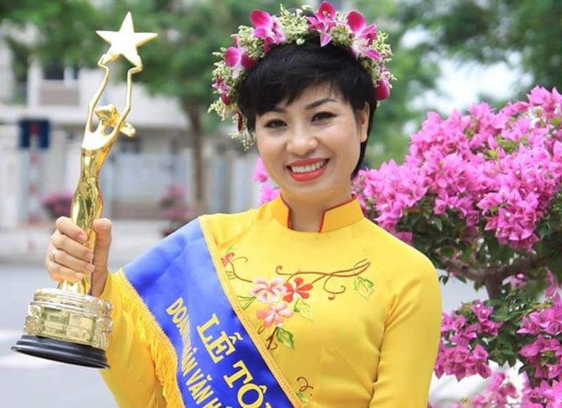 Vera Hà Anh - Nữ hoàng hạnh phúc