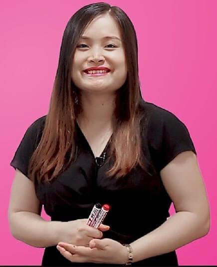 Camellia Nguyen - Giảng viên khóa học ngữ pháp tiếng Anh luyện thi IELTS