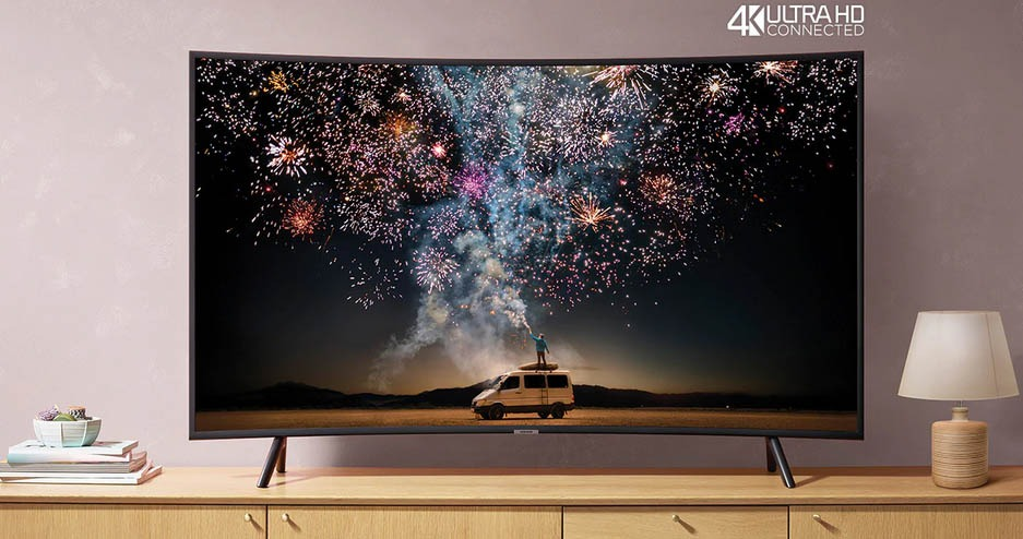 Samsung giảm giá smart tv trên Lazada