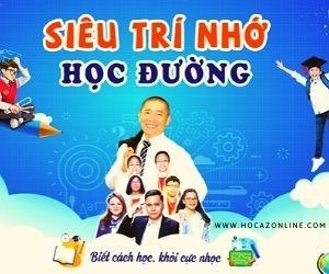 Siêu trí nhớ học đường - Nguyễn Phòng Phong